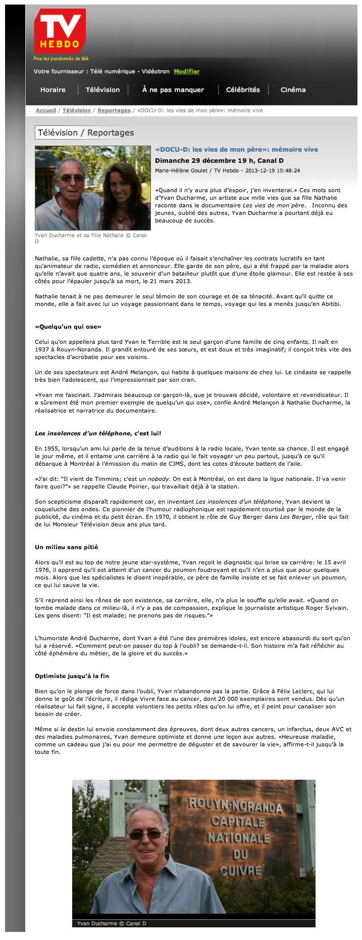 Nathalie_Ducharme-nathalie-ducharme-Réalisatrice-Québécoise-Scénariste-Productrice-réalisateur-québec-canadian_director-filmmaker-cinéaste-documentary-documentaire-film-fiction-award-winner-yvan-ducharme-culture-choc-shock-qui_fait_quoi-qfq-article_de_presse-média-insolences-téléphone-cjms-abitibi-rouyn-noranda-témiscamingue-festival-international-film-ficat-documentaire-artiste-québécois-icone-canal-d-bell-médias-canald